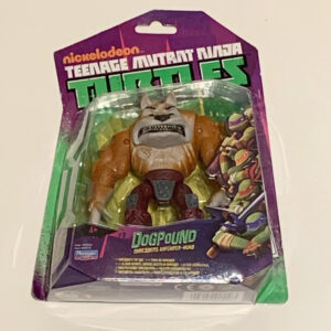 Dogpound - Actionfigur aus 2012 / Teenage Mutant Ninja Turtles
