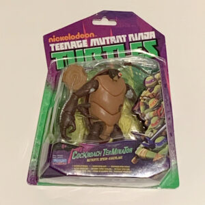 Cockroach Terminator - Actionfigur aus 2013 / Teenage Mutant Ninja Turtles