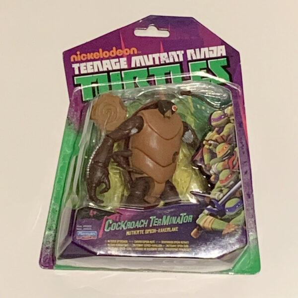 Cockroach Terminator - Actionfigur aus 2013 / Teenage Mutant Ninja Turtles