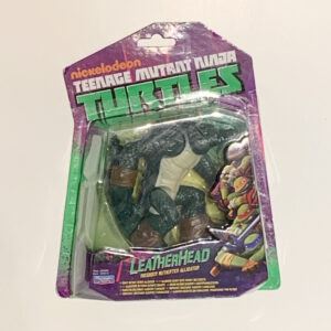 Leatherhead - Actionfigur aus 2013 / Teenage Mutant Ninja Turtles