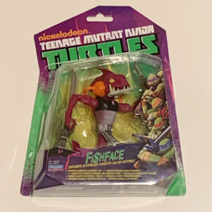 Fishface - Actionfigur aus 2012 / Teenage Mutant Ninja Turtles