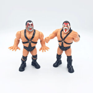 Demolition Smash & Ax - Action Figuren aus 1990 / WWF