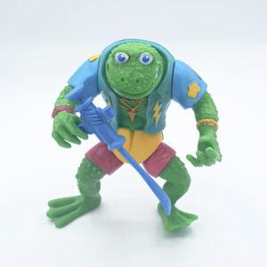 Genghis Frog - Actionfigur aus 1989 / Teenage Mutant Ninja Turtles