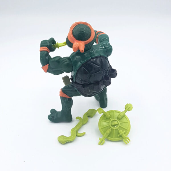 Rock 'N Roll Michaelangelo - Action Figur aus 1989 / Teenage Mutant Ninja Turtles (#2)