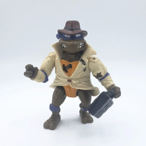 Don, the Undercover Turtle - Actionfigur aus 1990 / Teenage Mutant Ninja Turtles