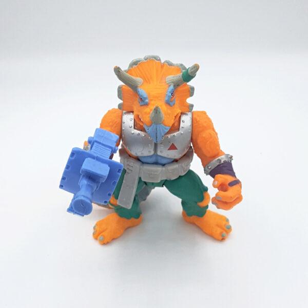 Triceraton - Actionfigur aus 1990 / Teenage Mutant Ninja Turtles