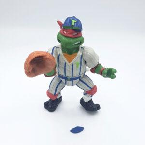 Grand Slammin' Raph - Actionfigur aus 1991 / Teenage Mutant Ninja Turtles