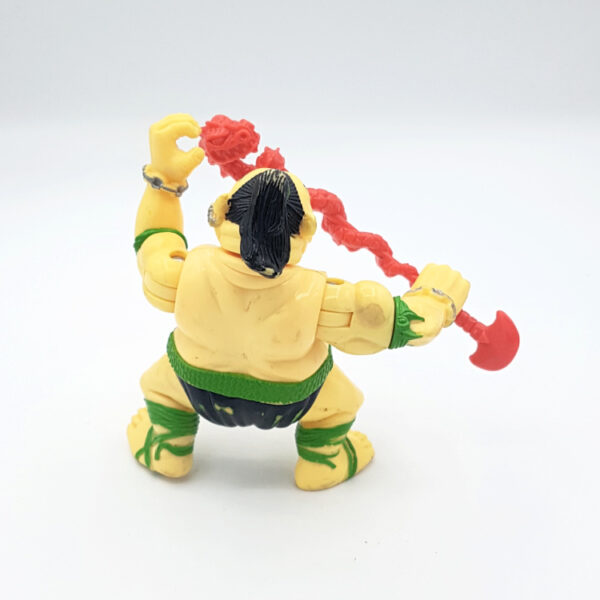 Tattoo - Actionfigur aus 1991 / Teenage Mutant Ninja Turtles
