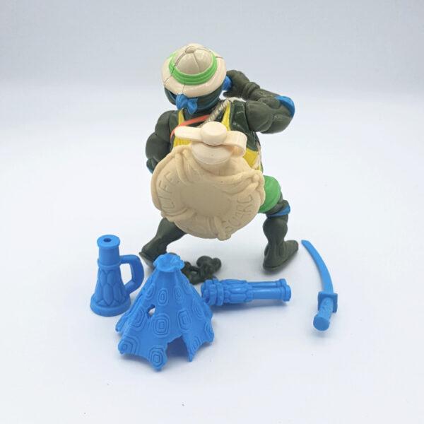 Lifeguard Leo - Actionfigur aus 1992 / Teenage Mutant Ninja Turtles
