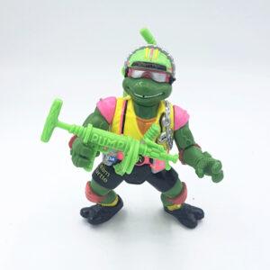 Sewer-cyclin' Raph - Actionfigur aus 1992 / Teenage Mutant Ninja Turtles