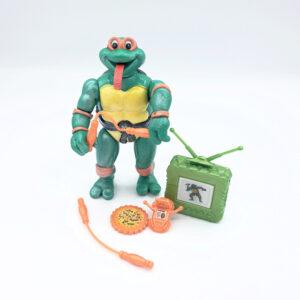 Toon Mike - Actionfigur aus 1993 / Teenage Mutant Ninja Turtles