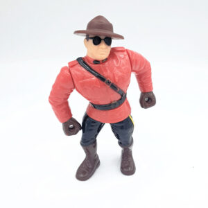 The Mountie - Action Figur aus 1993 / WWF (#2)