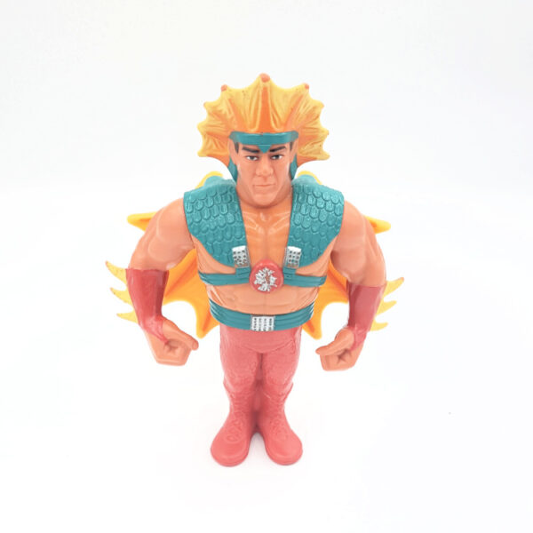 Ricky The Dragon Steamboat - Action Figur / WWF (#2)
