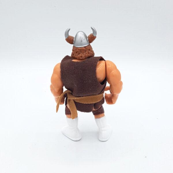 The Berzerker - Action Figur aus 1993 / WWF (#2) hinten