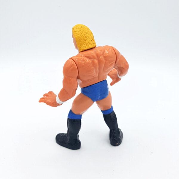 Sid Justice - Action Figur aus 1993 / WWF (#2) hinten