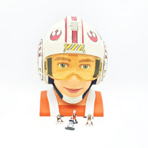 Star Wars Luke Skywalker - Micro Machines Playset / Galoob Toys