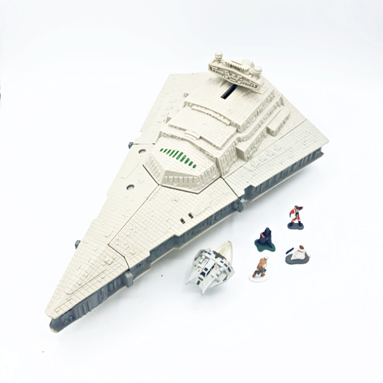 Star Destroyer - Micro Machines Star Wars / Galoob Toys