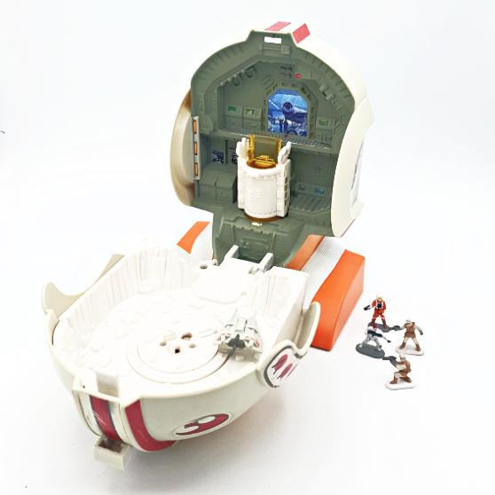 Star Wars Luke Skywalker - Micro Machines Playset / Galoob Toys Action