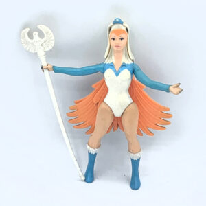 Sorceress – Action Figur aus 1987 / Masters of the Universe