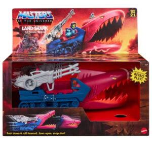 Land Shark - Action Figur von Mattel / Masters of the Universe Origins 2021