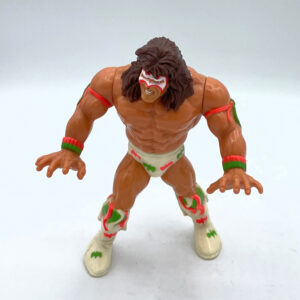 The Ultimate Warrior - Action Figur aus 1991 / WWF