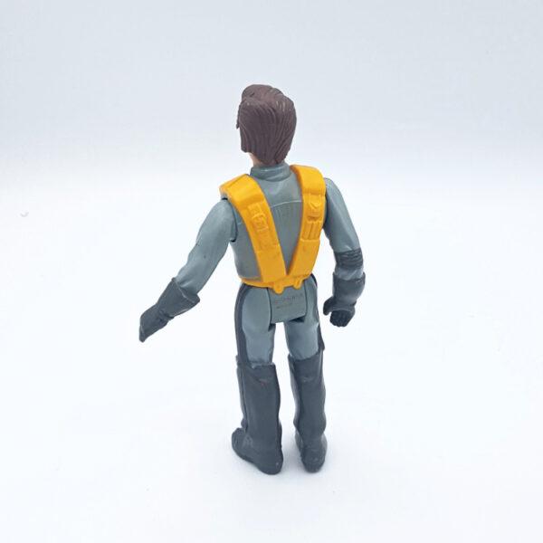 Peter Venkman – Actionfigur aus 1988 / The Real Ghostbusters (#2) hinten