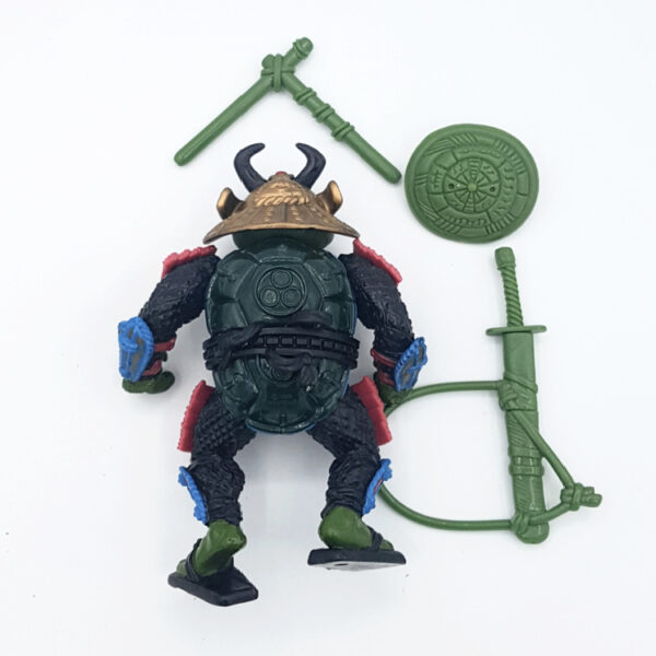 Leo, the Sewer Samurai - Actionfigur aus 1990 / Teenage Mutant Ninja Turtles (#2) hinten