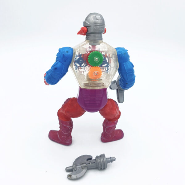 Roboto – Actionfigur aus 1984 / Masters of the Universe (#6) hinten