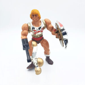 Flying Fists He-Man – Action Figur aus 1986 / Masters of the Universe