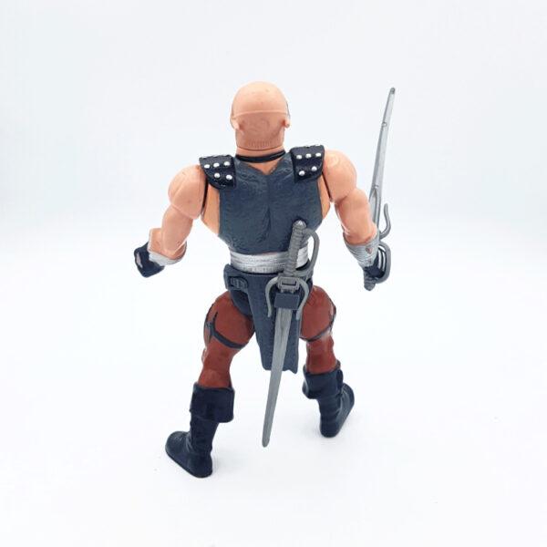 Blade – Actionfigur aus 1987 / Masters of the Universe (#2) hinten