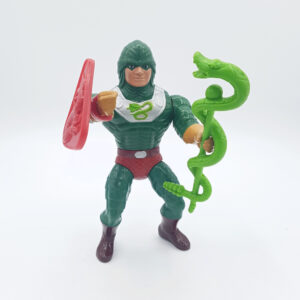 King Hiss – Action Figur aus 1986 / Masters of the Universe (#4)