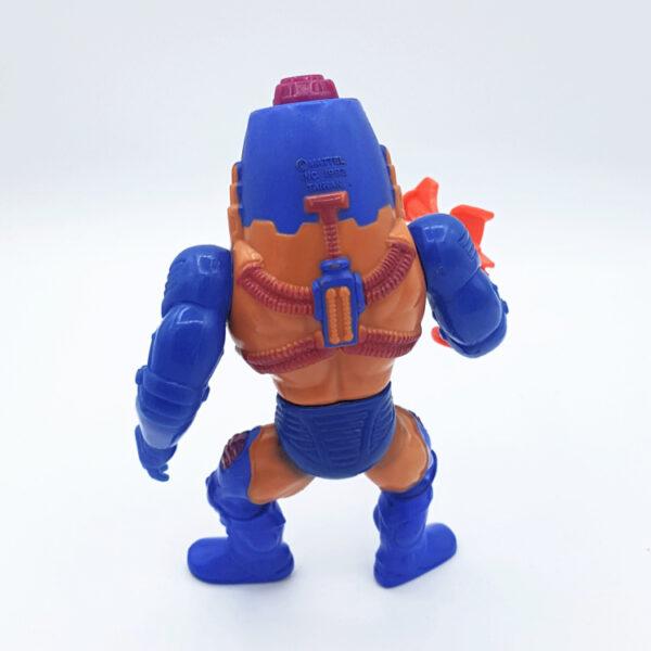 Man-E-Faces – Action Figur aus 1982 / Masters of the Universe (#4) hinten