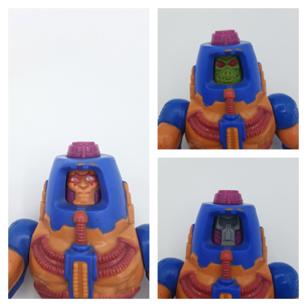 Man-E-Faces – Action Figur aus 1982 / Masters of the Universe (#4) action