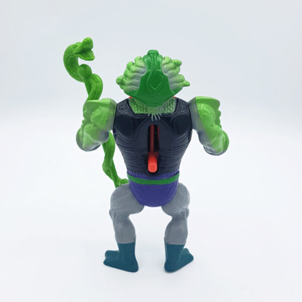 Snake Face – Action Figur aus 1987 / Masters of the Universe (#2) hinten