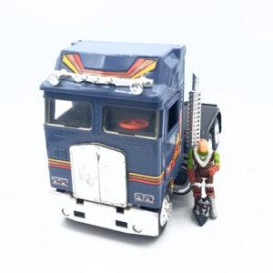 Bulldoze aus 1987 von Kenner Toys / M.A.S.K. (#2)
