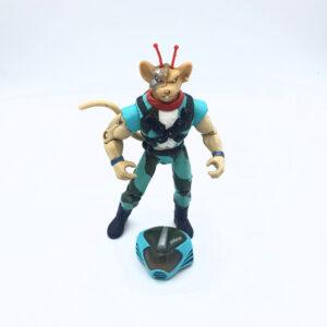 Rad Rebel Vinnie - Actionfigur aus 1994 von Galoob / Biker Mice from Mars