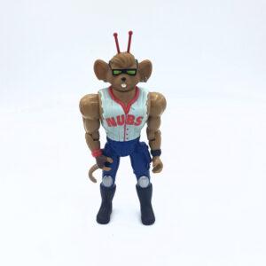 Home-Run Throttle - Actionfigur aus 1994 von Galoob / Biker Mice from Mars