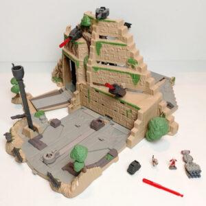 Yavin Rebel Base - Micro Machines Playset Star Wars / Galoob Toys
