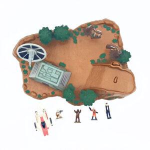 Star Wars Playset - Micro Machines Playset / Galoob Toys (#2)