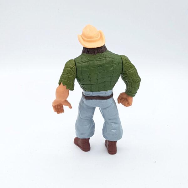 Skinner - Action Figur aus 1993 / WWF (#2) hinten