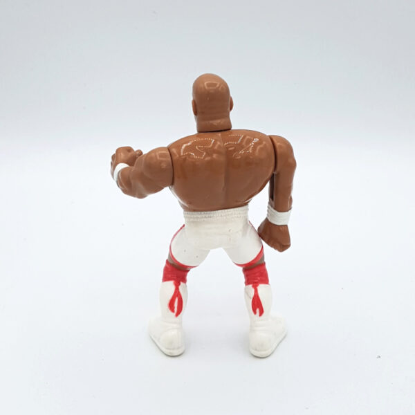 Virgil - Action Figur aus 1993 / WWF (#4) hinten