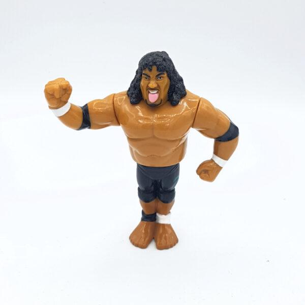 Headshrinkers Samu - Action Figur aus 1994 / WWF (#2)