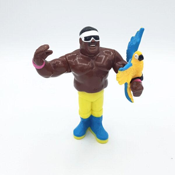 Koko B. Ware - Actionfigur aus 1992 / WWF Hasbro