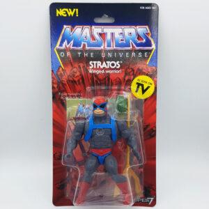 Stratos Moc - Actionfigur von Super7 / Masters of the Universe