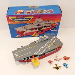Flugzeugträger - Micro Machines City / Galoob Toys