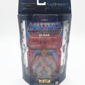 He-Man Commemorative MOC - Actionfigur von Mattel / Masters of the Universe