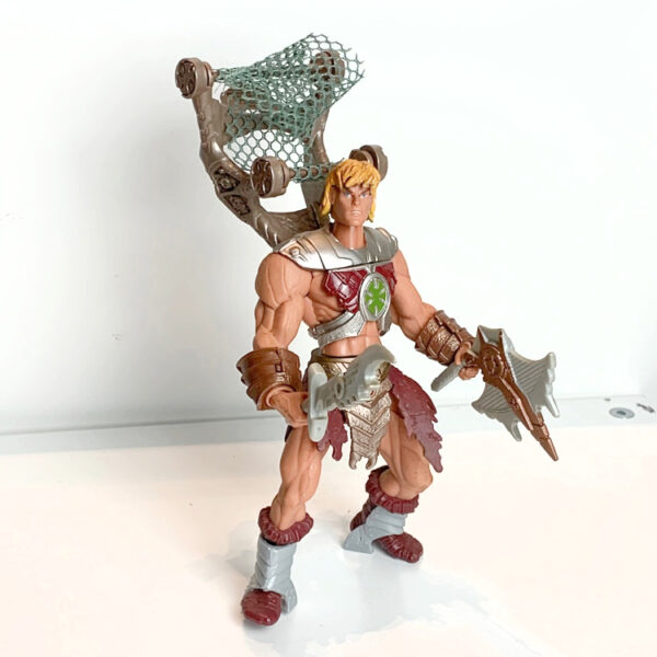Snake Hunter He-Man – Action Figur aus 2003 / Masters of the Universe (#2)