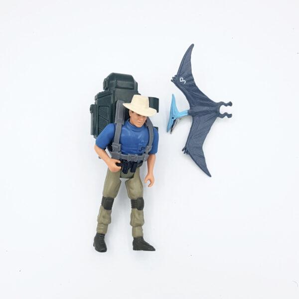 Alan Grant aus 1993 von Kenner Toys / Jurassic Park (#2)