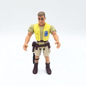 Robert Muldoon aus 1993 von Kenner Toys / Jurassic Park (#2)