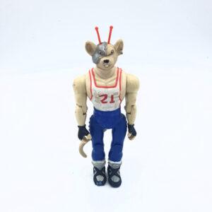 Slam-Dunk Vinnie - Actionfigur aus 1994 von Galoob / Biker Mice from Mars